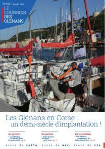 Courrier Glénans n°102, format PDF, 10Mo